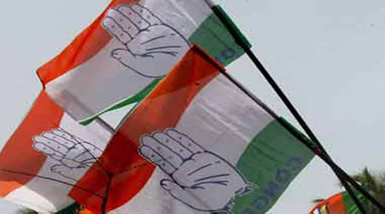 Image result for Congress workers celebrate in Amethi: Party in power in 6 states, will take it to 20,