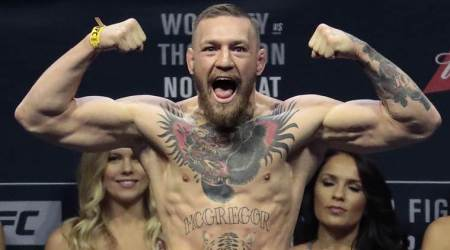 Dana White unsure how long Conor McGregor can stay idle with belt