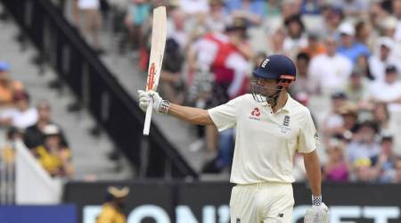 Ashes 2017: Alastair Cook hammers 5th double hundred at MCG