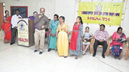 Singing for charity: Cops who bring joy to elderly, differently abled