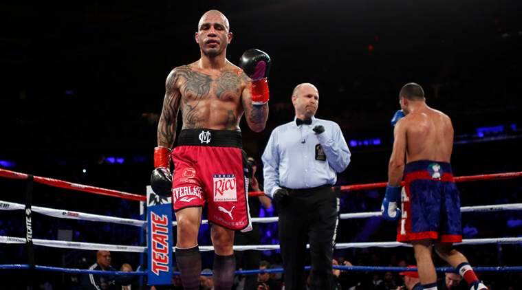 Cotto's farewell bout ends with loss
