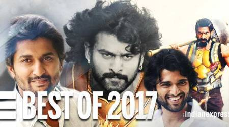 Top Telugu actors of 2017: Prabhas, Rana Daggubati, Vijay Devarakonda and Nani find place in the list