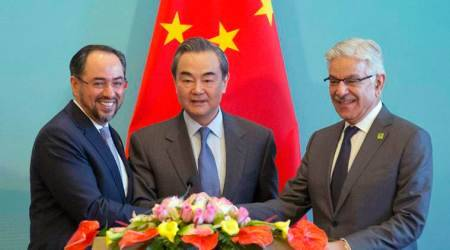 CPEC's extension to Afghanistan not directed against India: China