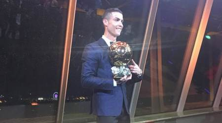 Let fight between Lionel Messi and me continue in a good way, says Cristiano Ronaldo; watch video