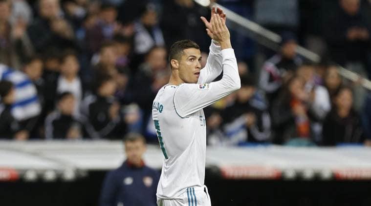 Zinedine Zidane, Zinedine Zidane Real Madrid, Cristiano Ronaldo, sports news, football, Indian Express