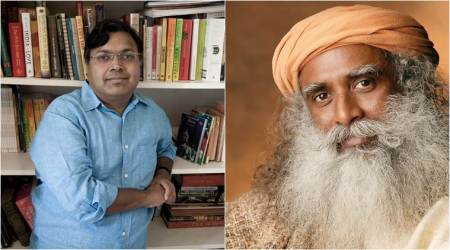 Devdutt Pattanaik, Sadhguru shortlisted for Crossword award 2017