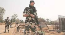 CRPF note: Use tech, focus on night attacks to combat Naxals