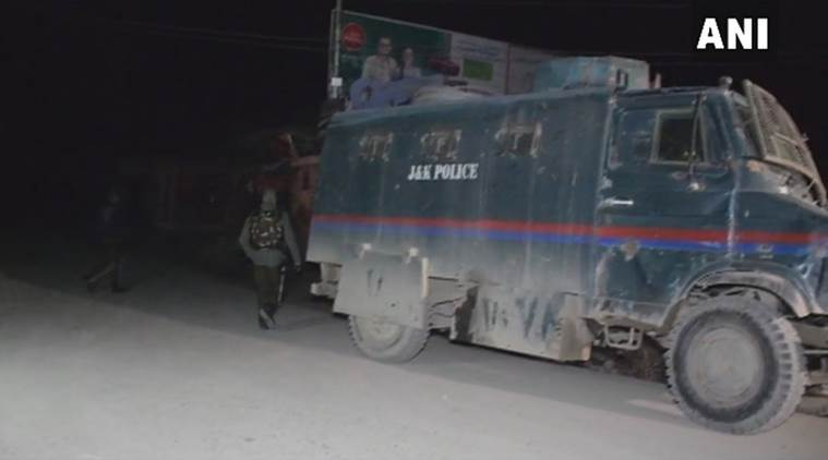 Pulwama encounter continues; 4 CRPF jawans, 3 terrorists killed