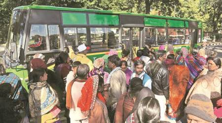 'Between 1 lakh and 1.50 lakh people used CTU buses in 2015'