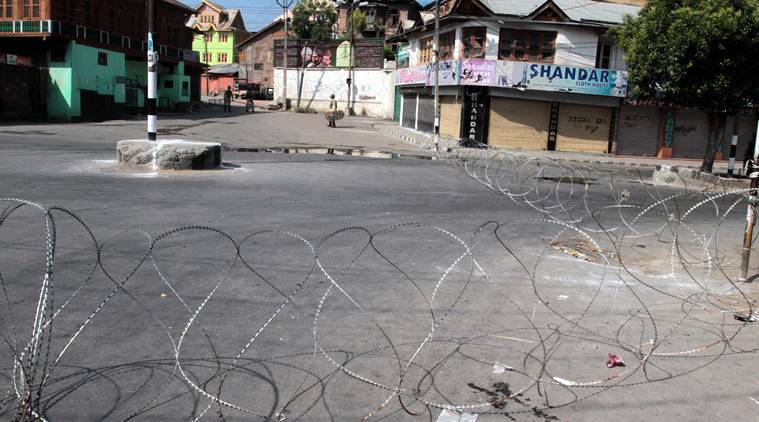 Curfew like restrictions imposed in Anantnag to foil separatist rally