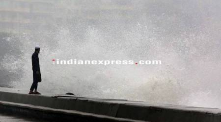 Cyclone Ockhi brings highest rainfall in Mumbai