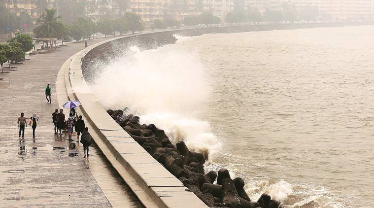 Image result for Cyclone Ochi: December rainfall sees a 142-year high in Mumbai, As cyclone Ockhi