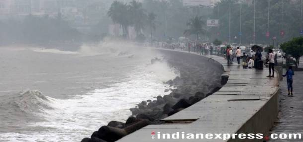 Cyclone Ockhi: Mumbai witnesses highest December rainfall in 142 years