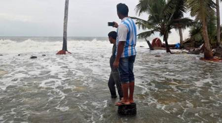 Cyclone Ockhi first in almost 40 years to travel 2,400 km