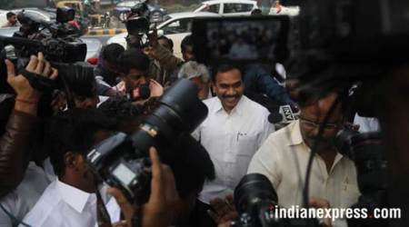 Who was 'real' 2G elephant, asks Raja? Notme