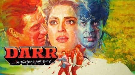 Shah Rukh Khan Darr