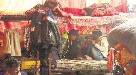 DDA demolishes hostel for blind, 20 students left in the cold, open