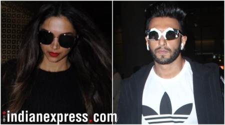 Ranveer Singh, Deepika Padukone spotted at the airport but not together