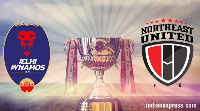 ISL 2017 Football, Delhi Dynamos vs NorthEast United Highlights: Delhi Dynamos go down 0-2 NEUFC