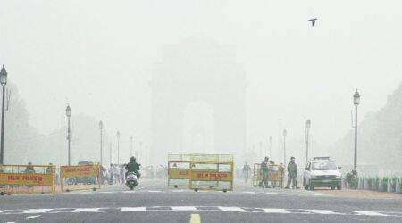 winter, winter smog, delhi smog, smog, delhi air pollution, air pollution, delhi winter, winter season, pollution effects, indian express, indian express news