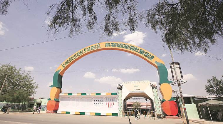 Ram Rahim In Jail, His Voice, A Few Premis Fill The Void At Dera