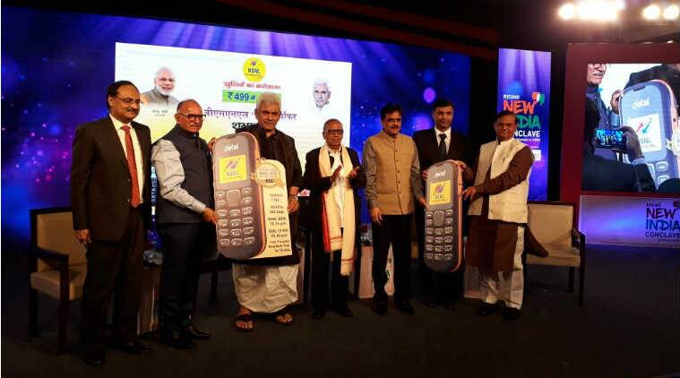 BSNL Detel D1 features phone at Rs 499 features specifications sale