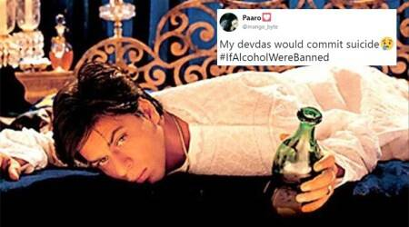 Twitterati's funny replies to #IfAlcoholWereBanned gets the party going on the Internet