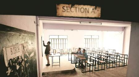 Devalued Degree: To fill empty seats, colleges lower bar, hire agents to cast theirnet