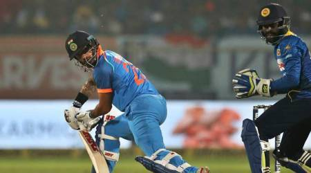 Shikhar Dhawan becomes second fastest Indian batsman to reach 4000 ODI runs