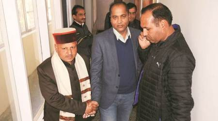 Prem Kumar Dhumal opts out of Himachal CM race