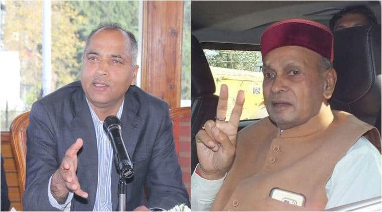 Himachal chief minister, Himachal Pradesh, Jairam Thakur, Prem Kumar Dhumal, JP nadda, BJP, Himachal BJP, Nirmala Sitharaman, Narendra Singh Tomar, Mangal pandey,