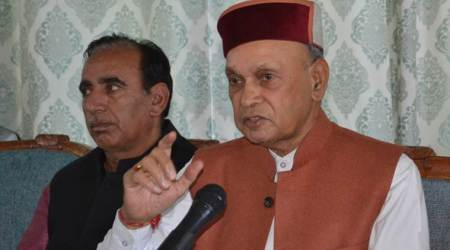 Himachal Pradesh assembly election results 2017: Dhumal trailing, BJP has to look for a new CM face