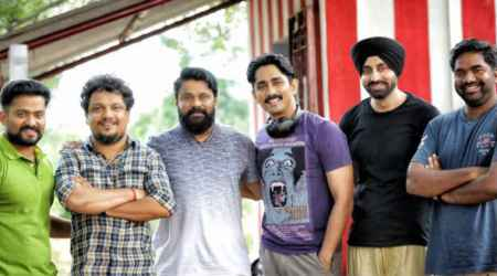 Dileep's Kammarasambhavam nears completion, Siddharth wraps up his portions