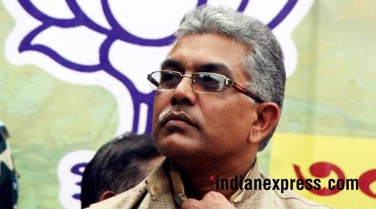 West Bengal BJP chief Dilip Ghosh's convey attacked a day before 'Rath Yatra', party blames TMC
