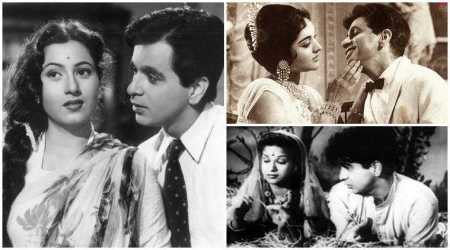 When Dilip Kumar made headlines with the actresses of histimes