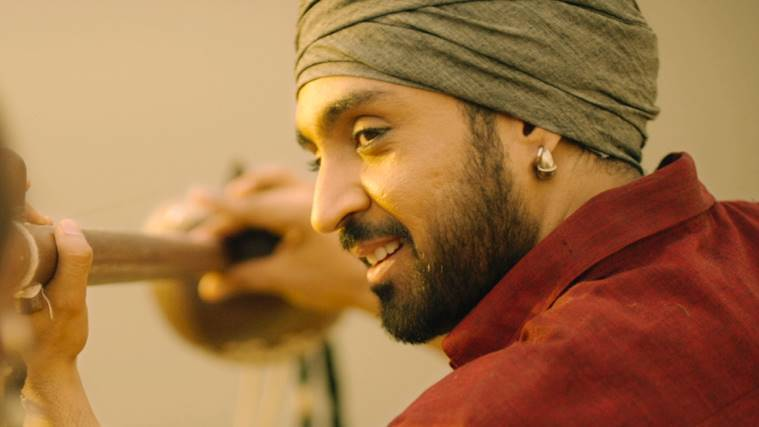 Diljit Dosanjh in Phillauri