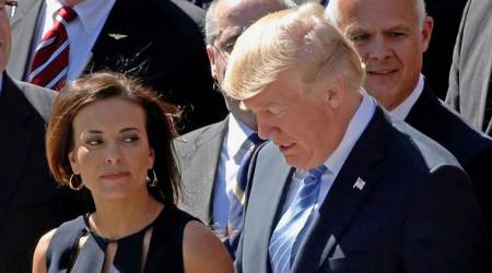Trump senior aide Dina Powell to resign early next year -White House