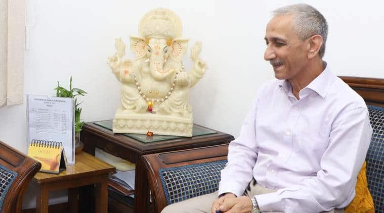 dineshwar sharma, kashmir interlocutor, kupwara visit, j&k, jammu kashmir, indian express