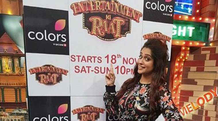 dipika kakar on entertainment ki raat