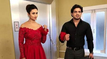 Divyanka Tripathi's posts a heart-warming message for her Yeh hai Mohabbatein co-star Karan Patel, see photo