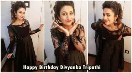 Divyanka Tripathi birthday