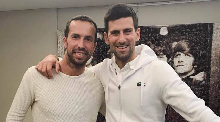 Novak Djokovic coach is Andre Agassi.