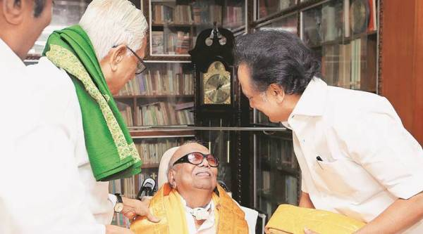 DMK leader to be selected soon!