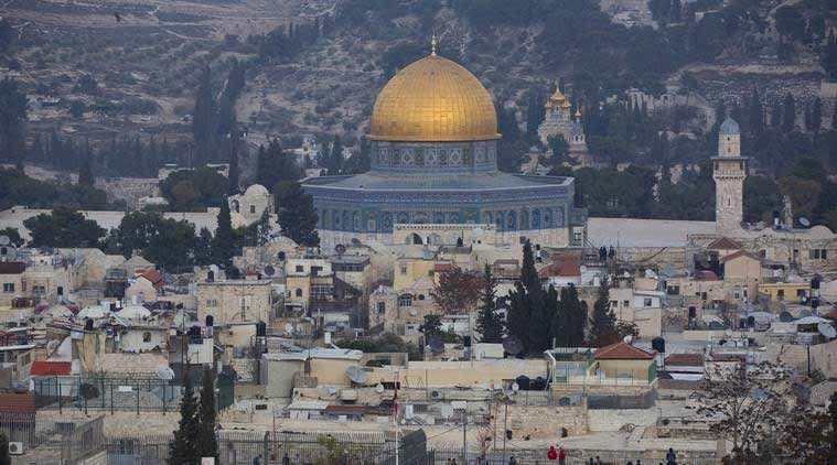 Following America's Lead, Another Country Is Considering Moving Its Embassy to Jerusalem