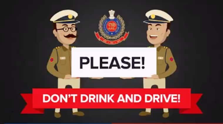 Delhi Police, Delhi Police news, Delhi Police tweets, Delhi police social media, twitter reactions