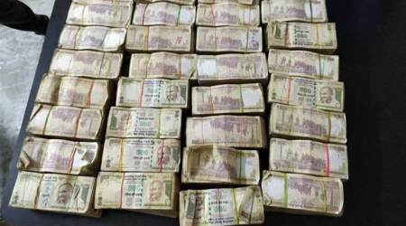 Former Congress MLA under scanner for 'helping jailed lawyer convert old notes'