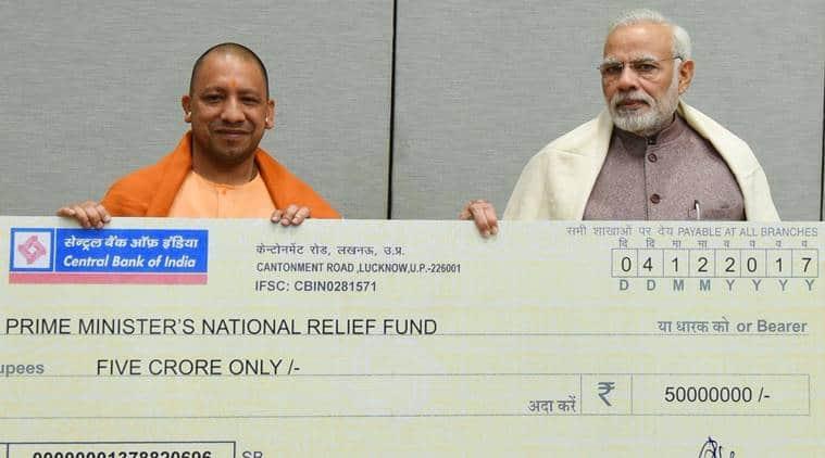 ockhi, cyclone ockhi, yogi adityanath, narendra modi, indian express