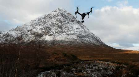 GAIL hires drones to secure gas pipelines, maintain aerial surveillance with satellitetech