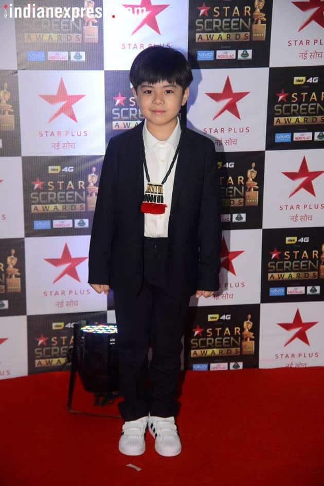 Matin Rey Tangu star screen awards