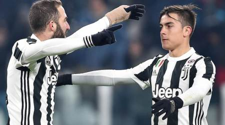 Paulo Dybala responds to being benched with a goal in Juventus win
